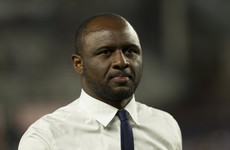 'There's a lot better candidates than myself' – Vieira dismisses links to USA job