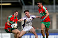 Ballymun power into Dublin final as goals from Rock and Whelan lead them past 14-man Kilmacud