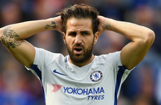 'If I don't start that game I'll join you!' - Moyes reveals how close Fabregas came to Man United move