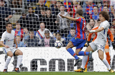 Crystal Palace stun Chelsea to register first goals and points of the season