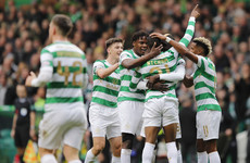 Ntcham's 25-yard strike keeps Celtic top on goal difference after narrow win over Dundee