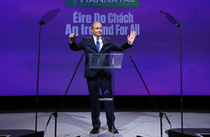 Micheál Martin brands Fine Gael the 'out-of-touch elite' party that has moved to the right