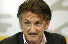 Sean Penn wades in on Falklands row and accuses Britain of 'intimidation'