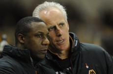 Terry Connor appointed Wolves manager until the end of the season