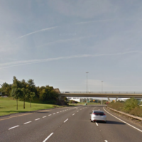 Man killed after being hit by SUV on the Naas Road