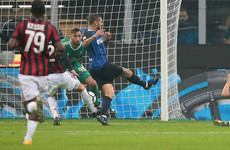 Inter 3 AC Milan 2: Icardi completes superb treble in 90th minute to break Rossoneri hearts