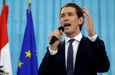 Leo Varadkar congratulates Austria's new 'whizz-kid' leader