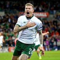 Ireland have made a big jump in the latest Fifa World Rankings