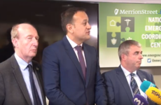 Leo Varadkar: The government IS prepared for Storm Ophelia