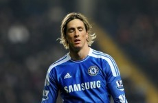 Bad news, Trap? Torres left out of Spain squad for Venezuela friendly