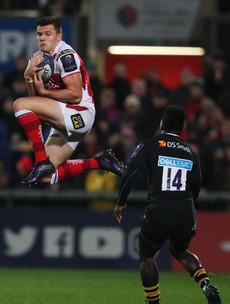 Excitement builds over Stockdale as Ulster's young star continues flying form