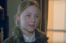 RTÉ has shared an ANCIENT clip of a 10-year-old Saoirse Ronan in the drama Proof
