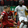 'He did it on purpose': Lovren accuses Lukaku of stamp in United-Liverpool draw
