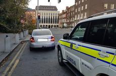 Gardaí stop L-driver who was taking pictures while driving in Dublin