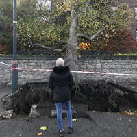 As it happened: The aftermath of Storm Ophelia is being assessed across the country