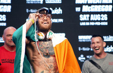 Dana White hints at McGregor-GSP fight while Malignaggi says they're in talks for boxing bout