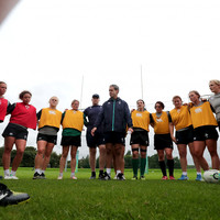 IRFU seek new women's head coach but only on a part-time basis for six months