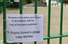 Ophelia aftermath: Schools will reopen tomorrow