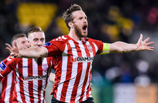 Cork City's Alan Bennett pays lovely tribute to Derry after a traumatic season