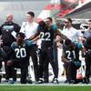 Jaguars president apologises for NFL players kneeling in London