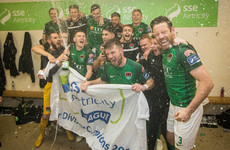 Cork City's elder statesman basking in the glory after hitting incredible 147