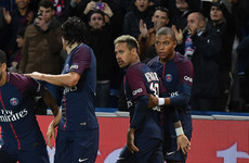 'We do not need to all be friends or like a family' - Cavani unsure on Neymar's penalty comments