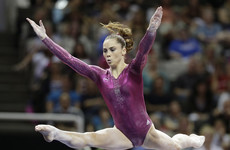 Olympic gold medal-winning gymnast Maroney reveals she was molested by US team doctor