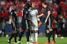 'Lovely touches by the United lads': Keane sympathises with Benfica's teen 'keeper after howler