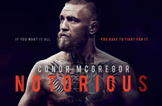 Conor McGregor film to get world premiere at Dublin's Savoy Cinema