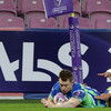 Healy just happy to flex his try-scoring muscle memory after hitting Connacht record