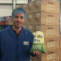 Made in Ireland: Behind the scenes as Keogh's goes from 'crop to crisp'