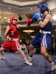 Here's your Katie Taylor victory of the day...