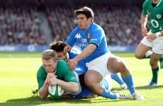 As it happened: Ireland v Italy, Six Nations