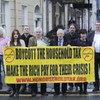 Protests against Household Charge to take place today