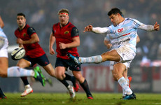 Munster must be squeaky clean as Storm Brian and Dan Carter descend on Limerick