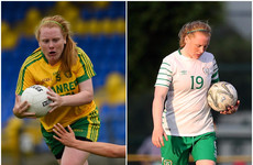 'It was an incredible feeling': From All-Ireland championships to an international debut