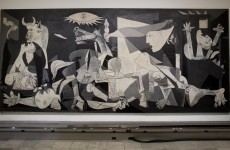 Picasso painting undergoes medical check