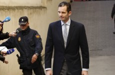 Spanish king's son-in-law appears in court over suspected fraudulent deals