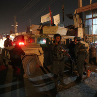 Nearly 60 people killed in two suicide bombings at Afghan mosques
