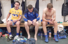 Watch: The dejected Roscommon dressing room after suffering All-Ireland quarter-final defeat
