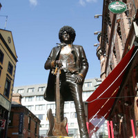 Dublin's Phil Lynott statue has disappeared. Again. But we know where he is this time