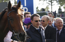 Irish trainer Aidan O'Brien makes history at Ascot