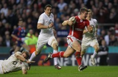 As it happened: England v Wales, Six Nations