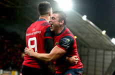 Immense defence and big Murray moment gives Munster win over Racing