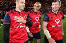Erasmus hails Munster's heart to edge Racing battle