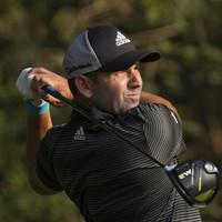At home Sergio Garcia takes one-shot lead at Valderrama