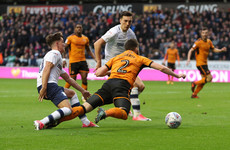 Ireland's 'in-form' player impresses as Wolves remain on promotion trail
