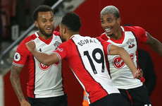 One of the goals of the season lights up drab Southampton-West Brom clash
