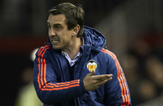 Gary Neville thinks he is done as a football manager