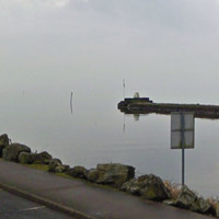 Man rescued after car he was driving entered Lough Neagh